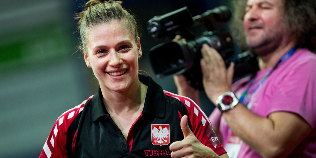 Natalia Partyka złoty medal