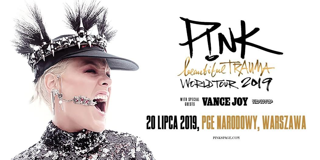 Pink w Polsce 2019