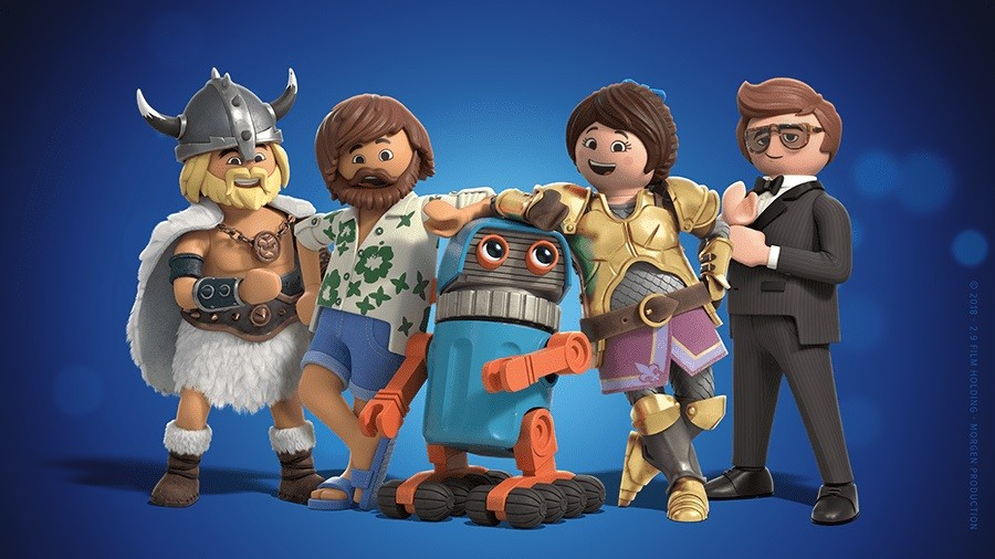 Playmobil movie 2019