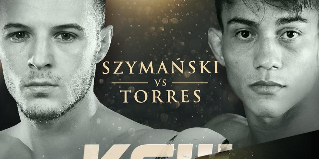 KSW 46 Szymański vs Torres