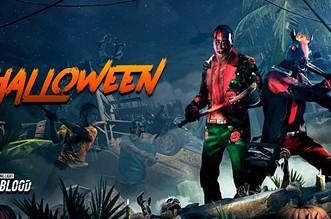 Techland Halloween