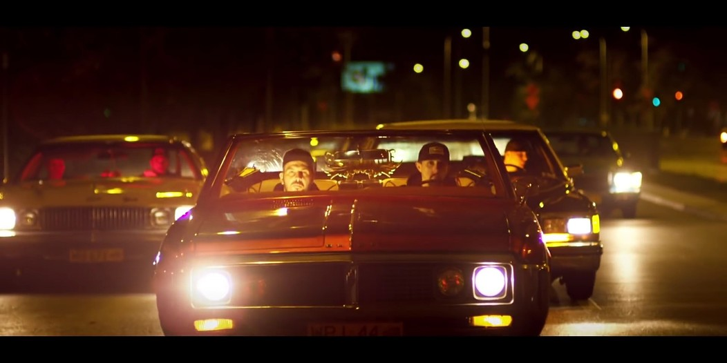 O.S.T.R. - Chevy Impala