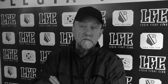 Andrzej Gmitruk nie żyje