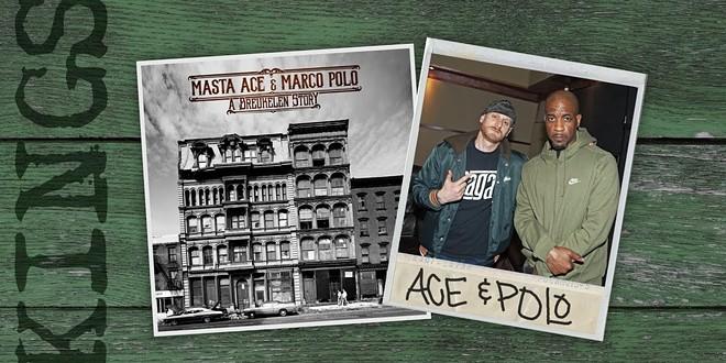 Masta Ace & Marco Polo - Kings