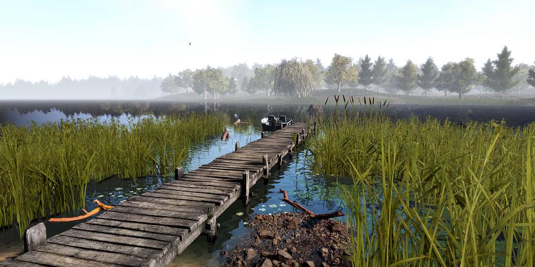 Professional Fishing steam