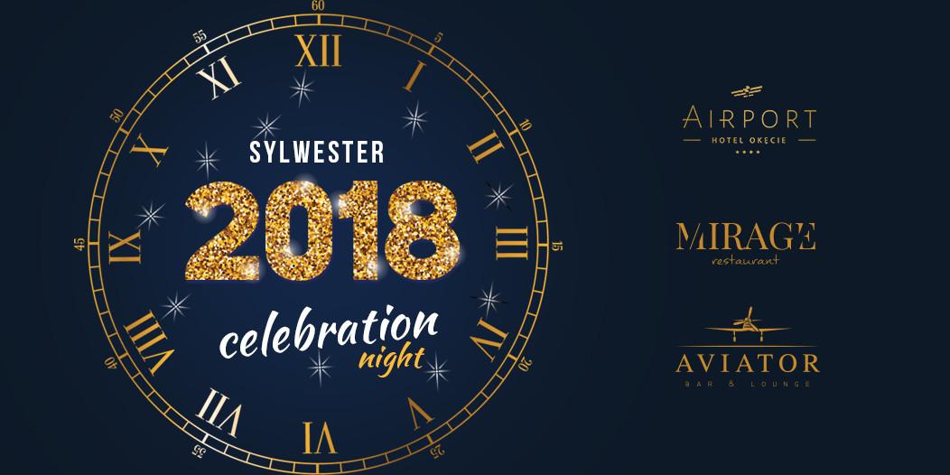 Sylwester 2018 Airport Hotel Okęcie