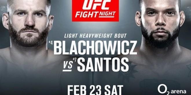 UFC w Pradze bilety