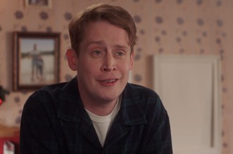 Macaulay Culkin reklama google