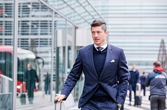 Robert Lewandowski UEFA 2018