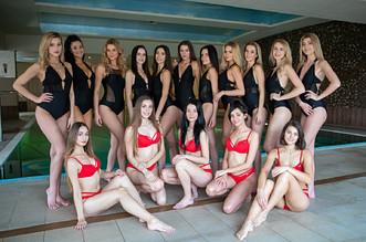 Miss Polski 2018 stroje kąpielowe