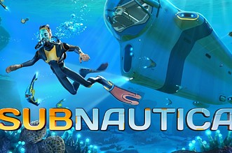 Subnautica PS4 Xbox One