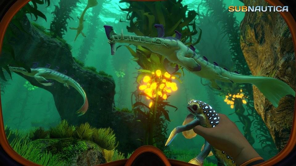 Subnautica PS4 Xbox One