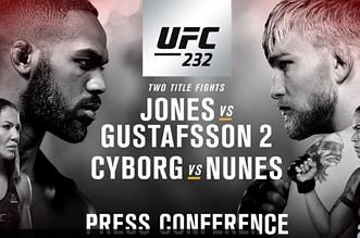 UFC 232 na żywo