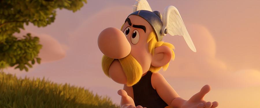 Asteriks i Obeliks Tajemnica magicznego wywaru