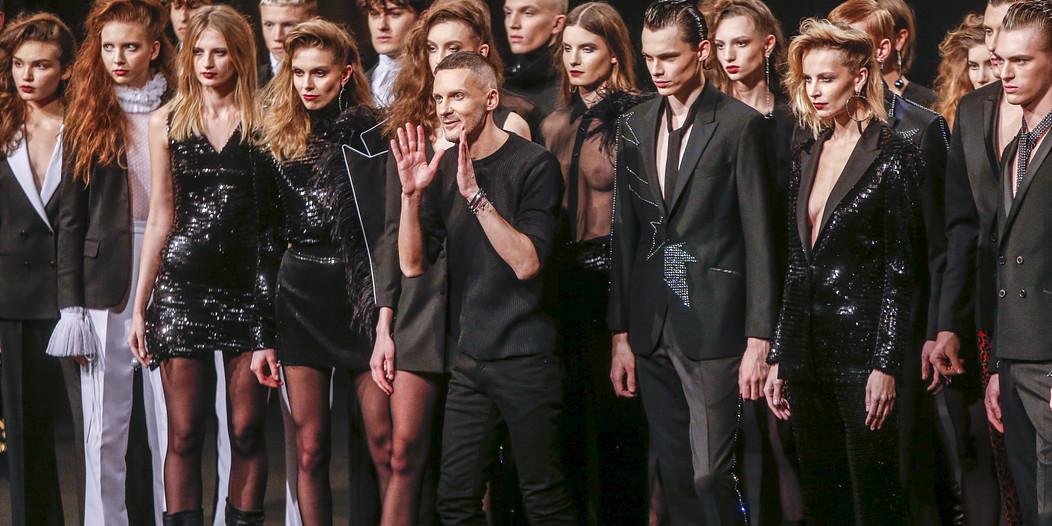 Pokaz mody Mariusza Przybylskiego