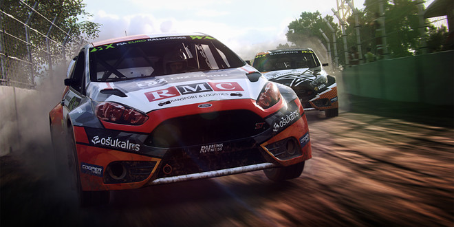 Dirt Rally 2.0 zwiastun
