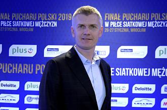 Paweł Zagumny prezes polskiej ligi siatkówki
