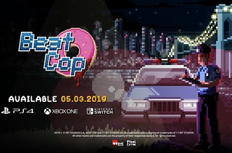 Beat Cop konsole