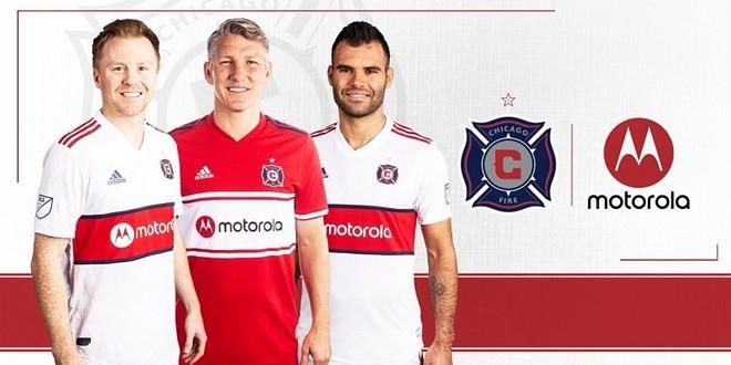 Chicago Fire Motorola
