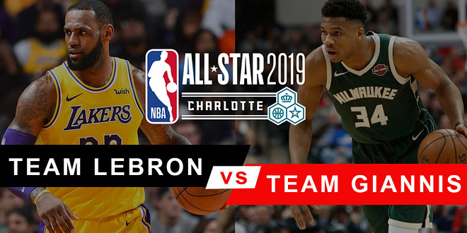 NBA Mecz Gwiazd 2019