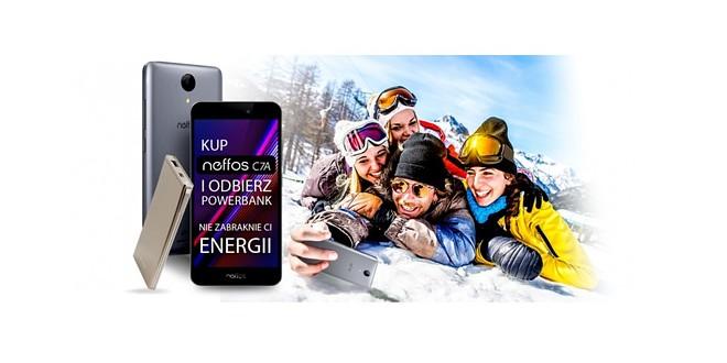 Neffos smartfon