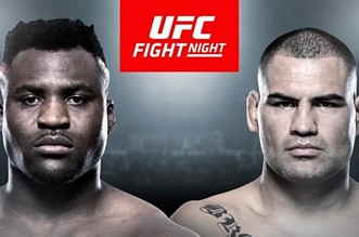 UFC Phoenix Ngannou Velasquez