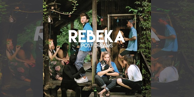 Rebeka - Post Dreams