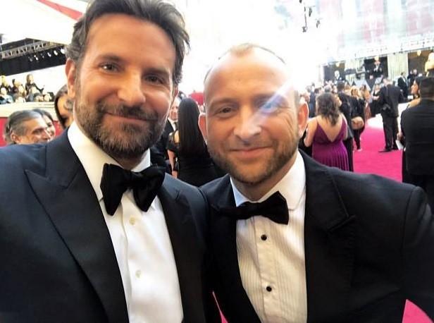 Borys Szyc Oscary 2019