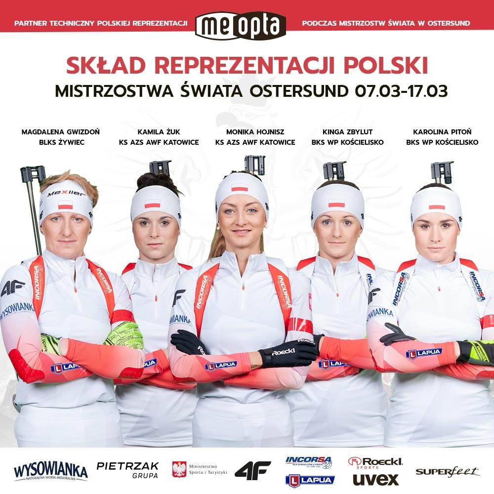 Biathlon MŚ 2019