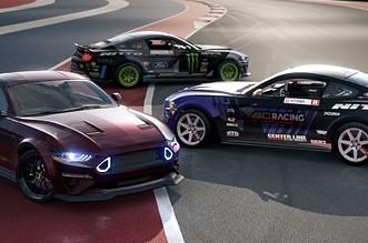 Forza Morosport 7 Mustang