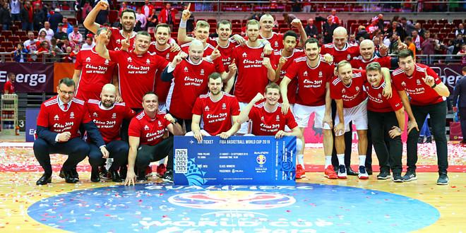 Mistrzostwa Świata 2019 w koszykówce Polska