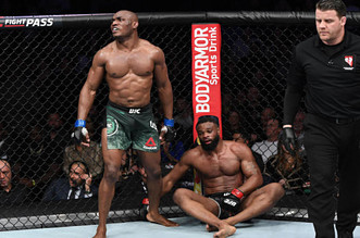 Woodley vs Usman