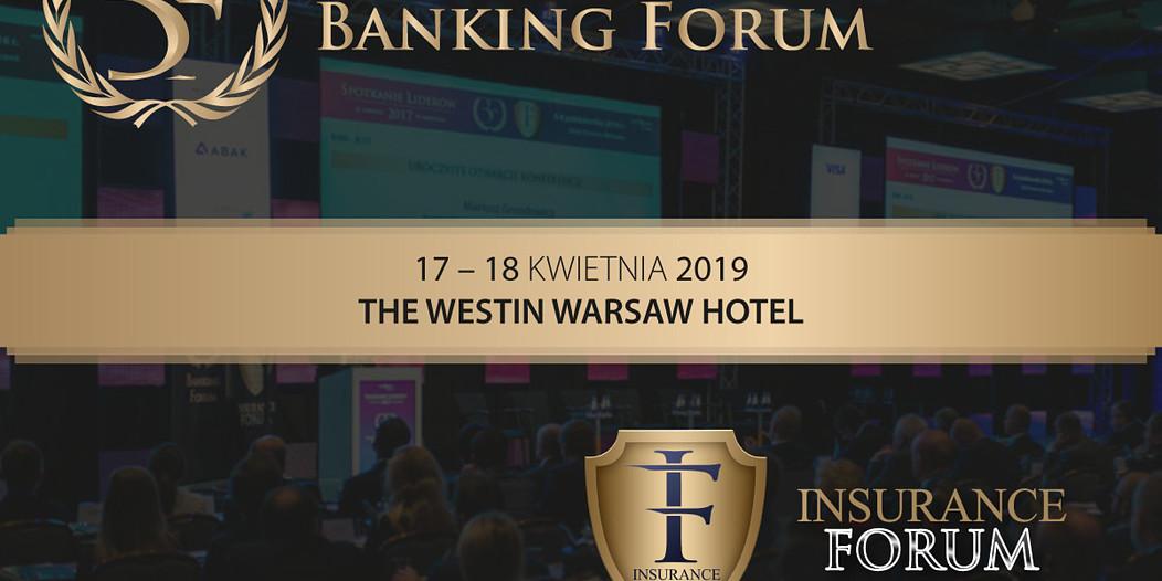 Spotkanie Liderów Bankowości i Ubezpieczeń