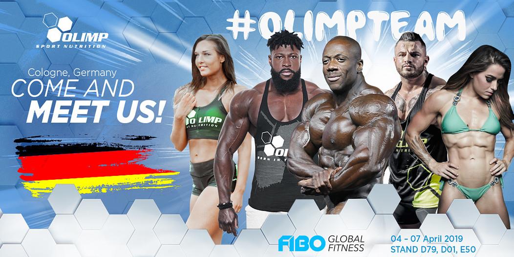 FIBO 2019 Olimp Sport