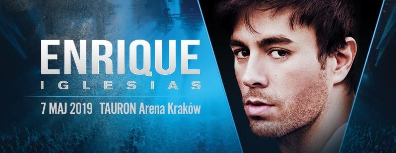 Enrique Iglesias Kraków 2019
