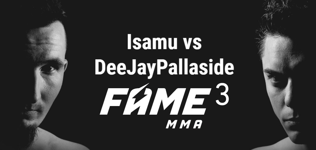 FAME MMA 3 Wyniki