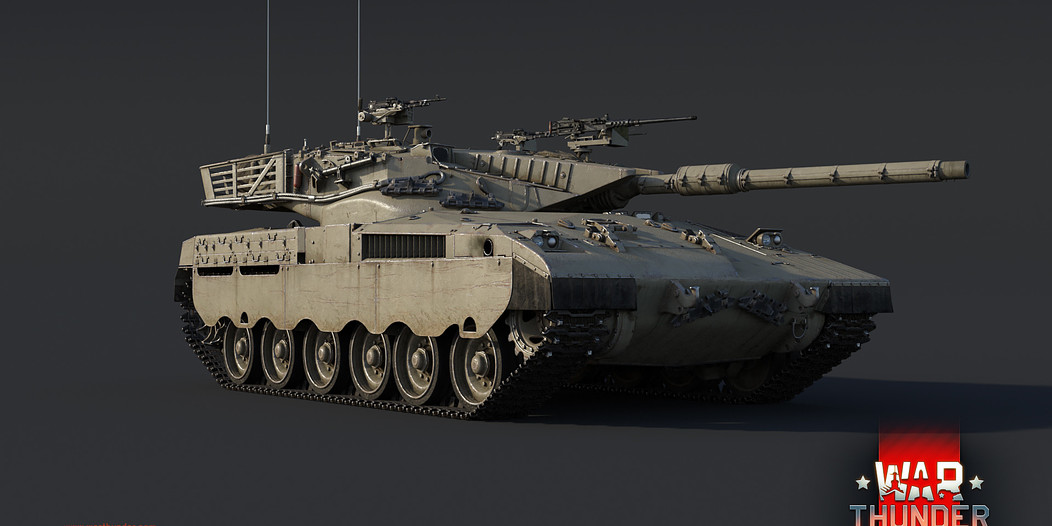 Merkava War Thunder