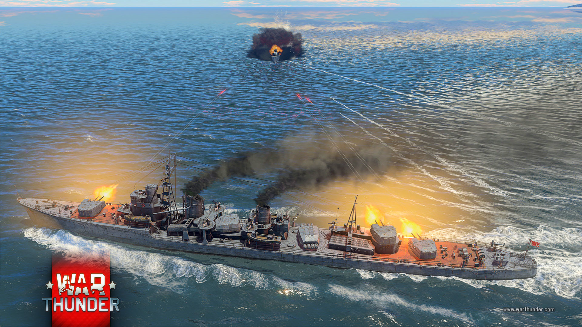 Kiyoshimo War Thunder