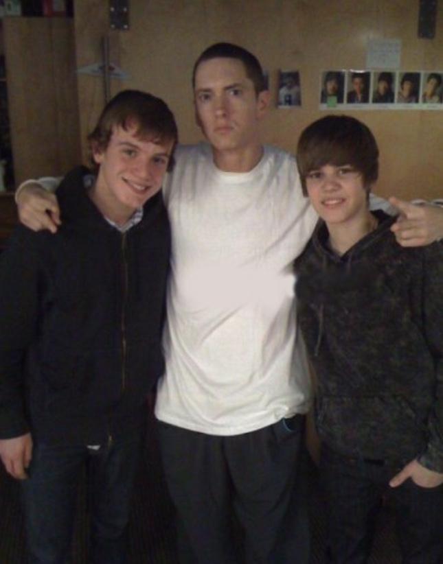 Justin Bieber Eminem