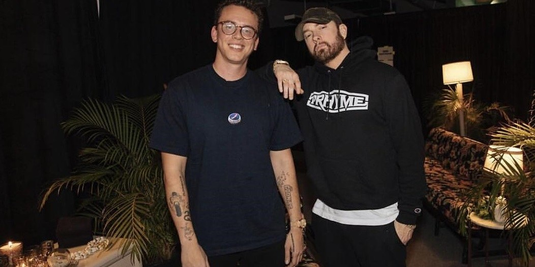 Eminem feat Logic Homicide