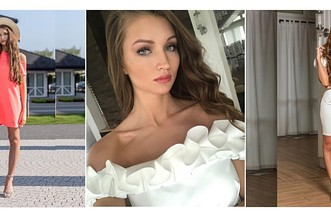 Anita Sobótka Miss Warszawy 2019