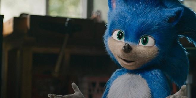 Jeż Sonic premiera