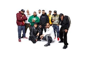 Wu-Tang Clan Staten Island